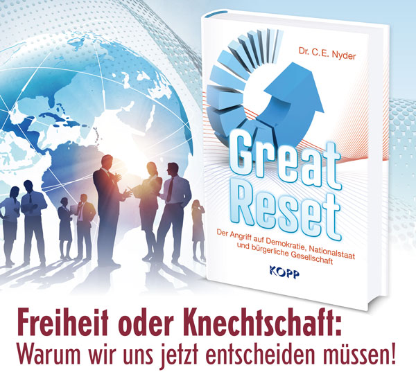 Great Reset Dr. C. E. Nyder